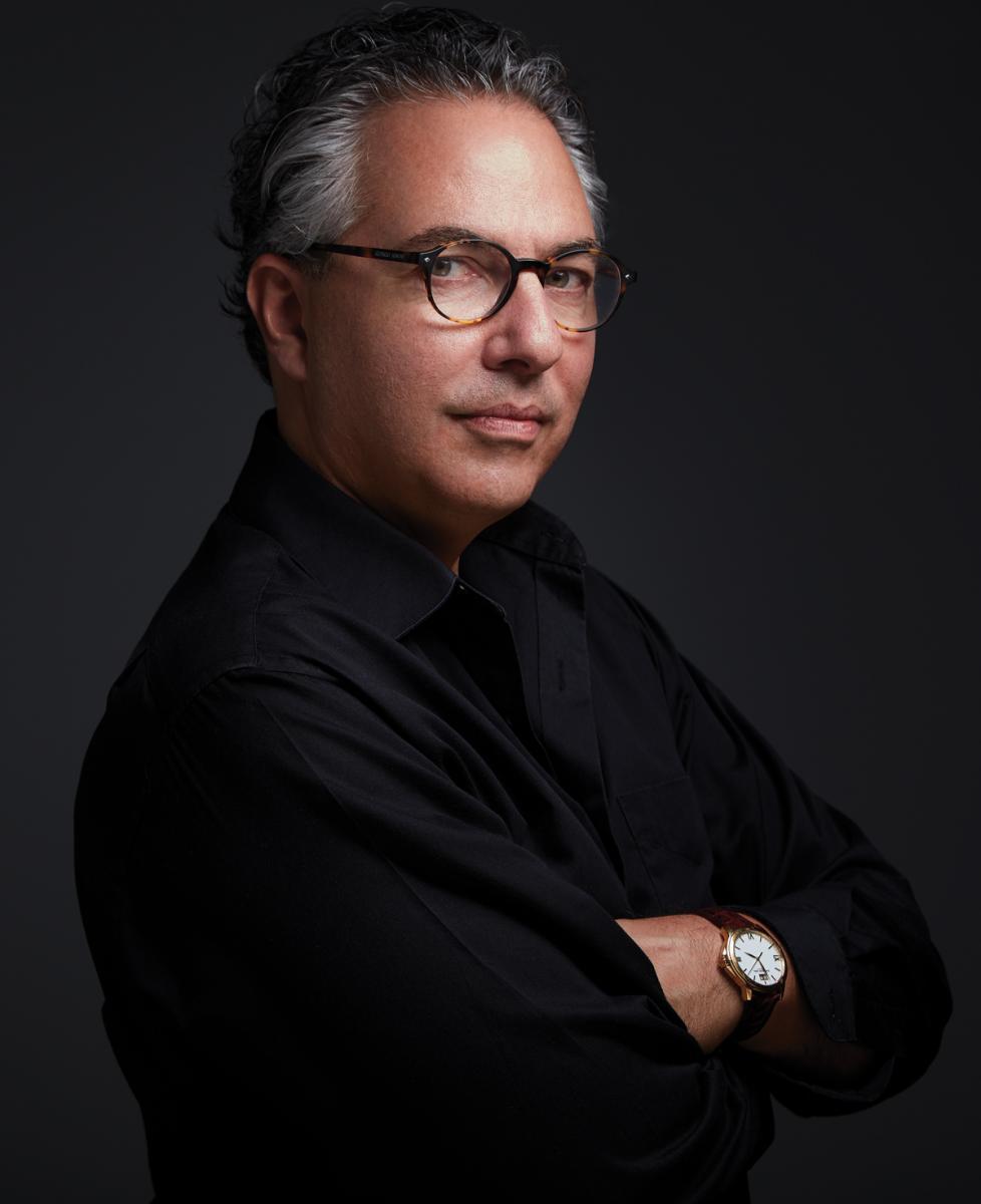 Art director - man orchestra